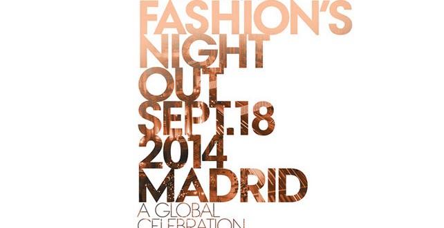 Vogue Fashion´s Night Out 2014 en Madrid: no te la pierdas
