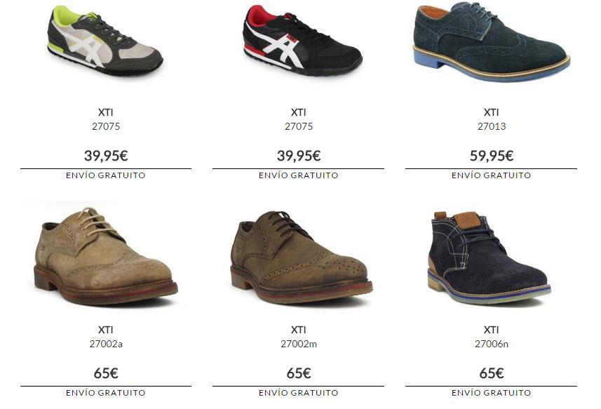 modalia zapatos hombre