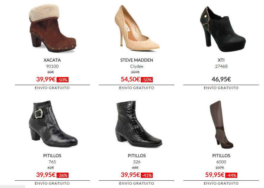 modalia zapatos mujer