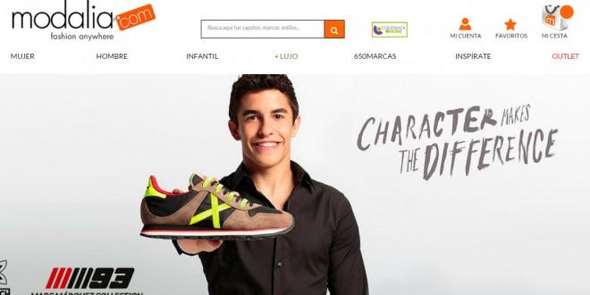 Modalia.com: opiniones sobre el portal de zapatos y bolsos