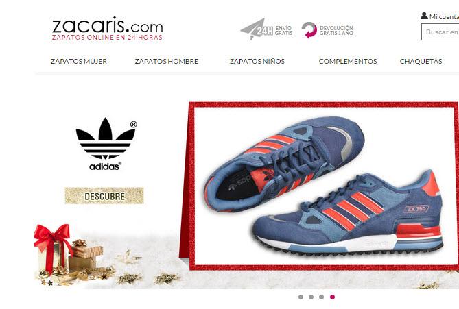 Gracias Descompostura sangrado  Zacaris: outlet de zapatos de hombre y mujer al -70%