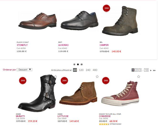 zacaris zapatos de hombre