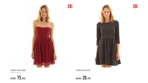 Pimkie vestidos 2015