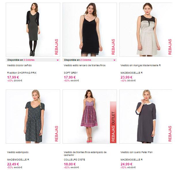 la redoute 2015 vestidos