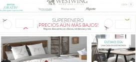 Westwing: opiniones del portal de ventas privadas de muebles