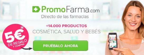 Promofarma marketplace opiniones: outlet parafarmacia online
