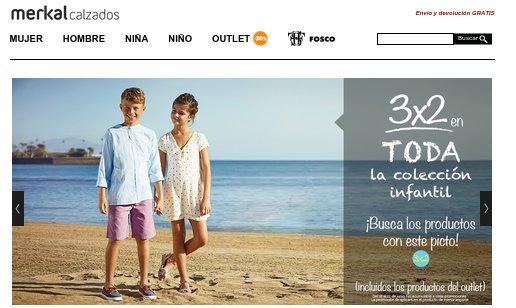 Merkal opiniones 2015: calzados, zapatos y botas online