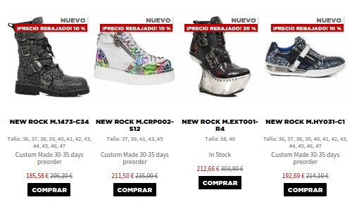 New  Rock opiniones