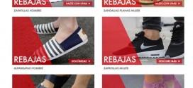 Shoeswins opiniones: rebajas zapatos hombre, mujer y niños
