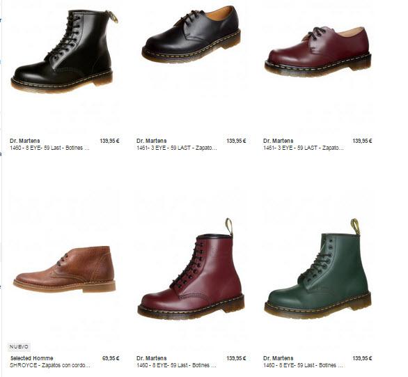 Zapatos hipster hombre y mujer rebajas en tiendas online - Restos de zapatos ...