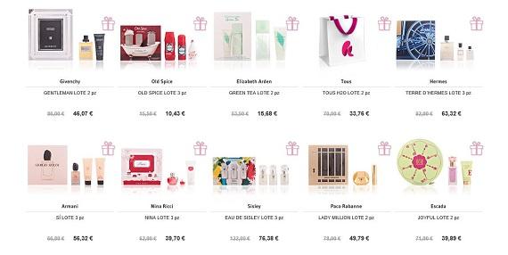 Perfumes precios
