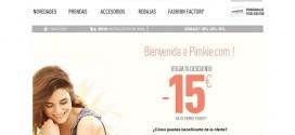 Rebajas Pimkie 2016: vestidos, ropa y zapatos online
