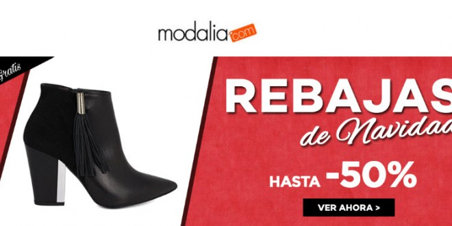 Rebajas Modalia 2016: opiniones de zapatos y bolsos online
