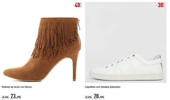rebajas pimkie 2016 zapatos