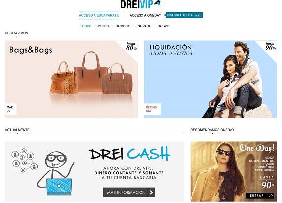 ventas privadas 2016 portales