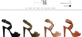 Stilettos baratos 2016 online: zapatos plateados y dorados