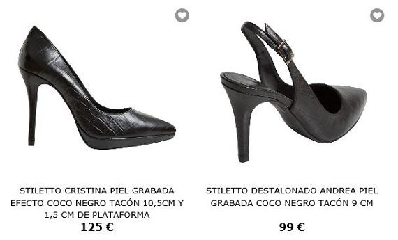 stilettos online