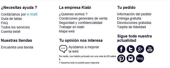 Kiabi opiniones