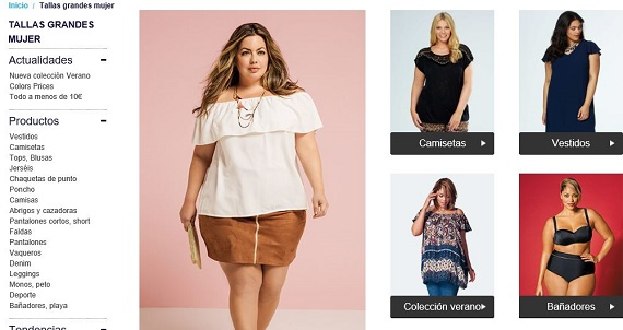b4a34c97f la la la tallas premamá y sobre las opiniones Kiabi 2016 ropa ropa ropa  ropa grandes A0OxwHHSq