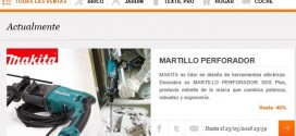 Bricoprive España: opiniones de ventas privadas de bricolaje