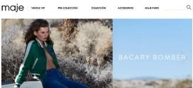 Maje Clothing España: opiniones de la tienda online de ropa