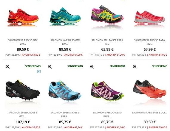 sportsshoes salomon