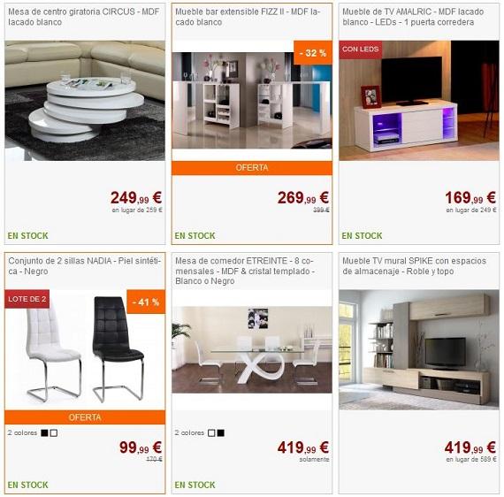 venta unica muebles