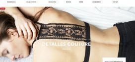Etam: precios del outlet de lencería, pijamas y batas online