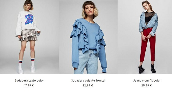 Pull and Bear opiniones