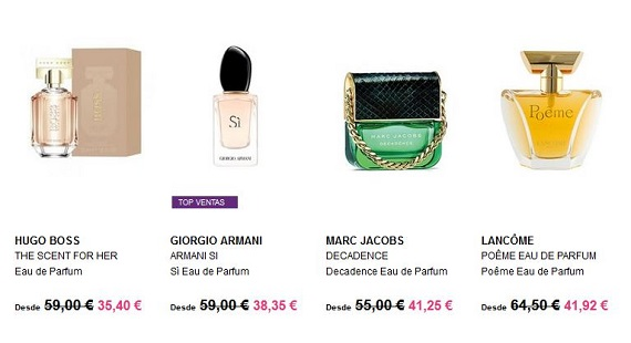 marionnaud perfumes
