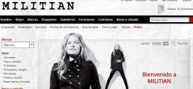 Opiniones de Militian España: comentarios de la tienda online de ropa