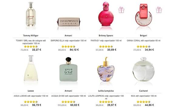 perfumes dia de la madre 2017 de marca