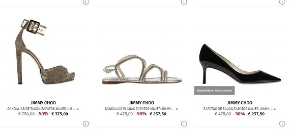 jimmy choo outlet online