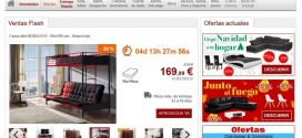 Outlet ropa y ventas privadas for Muebles outlet online espana