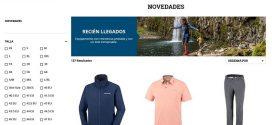 Columbia ropa: tienda online de plumas, parkas y zapatillas en ofertas