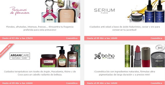 mejores sitios de ventas privadas perfumes